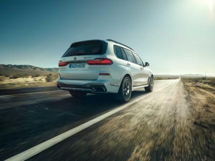 Nieuw! Automatten voor de BMW X7 (G07) 2020 ->