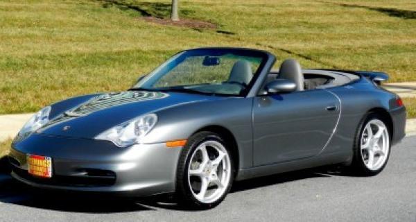 911-996 Cabriolet met sono Bose 1998-2005